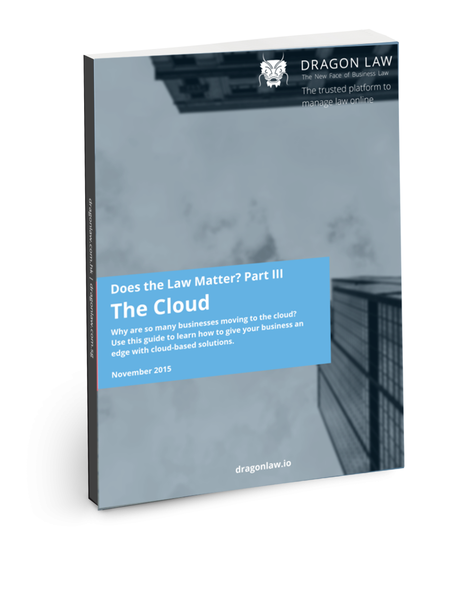 Download FREE eBook: The Cloud